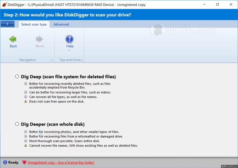 Disk Digger