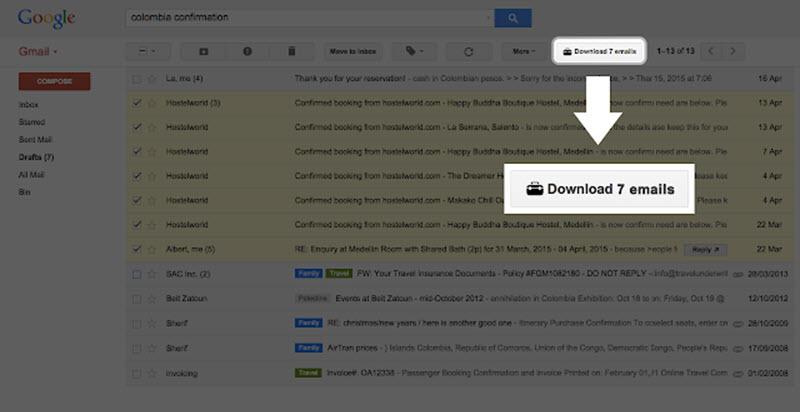 Cómo imprimir correos electrónicos desde Gmail 4