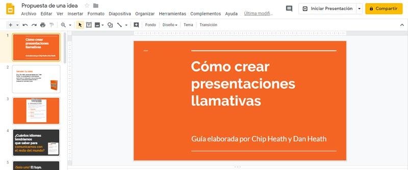5 alternativas a PowerPoint para crear presentaciones 3