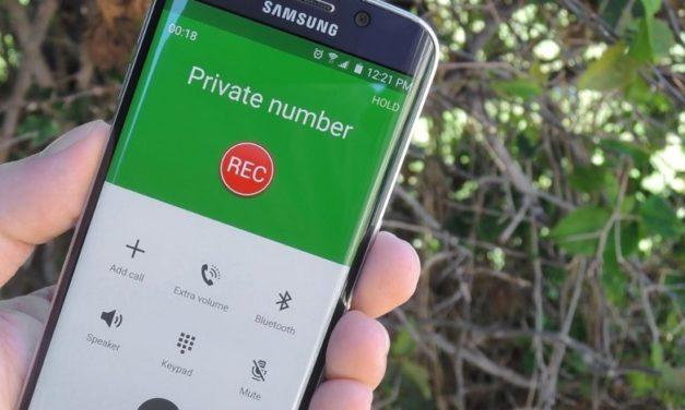 Cómo grabar las llamadas y conversaciones a través de tu móvil