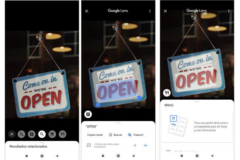 Cómo buscar texto en las fotografías de Google Fotos 4