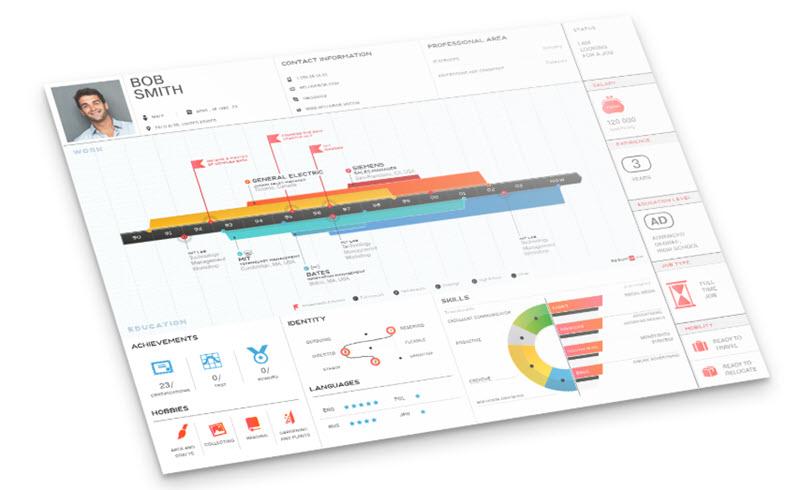 5 plataformas para crear un CV online 3