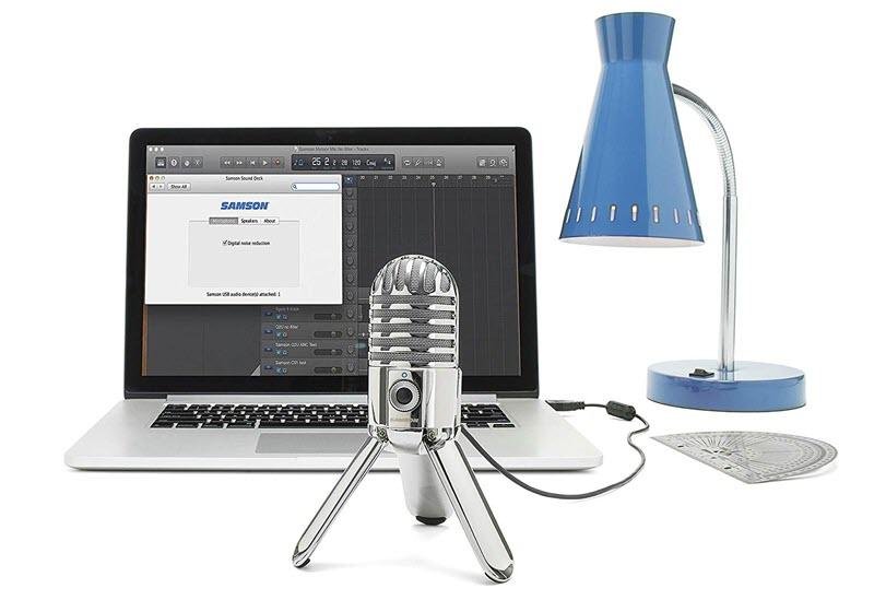 5 micrófonos USB para grabar podcast 3