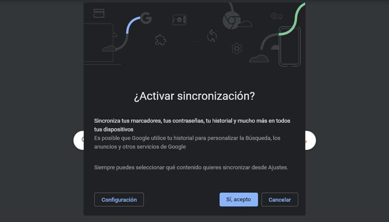 Cómo enviar páginas web a otros dispositivos con Chrome 2