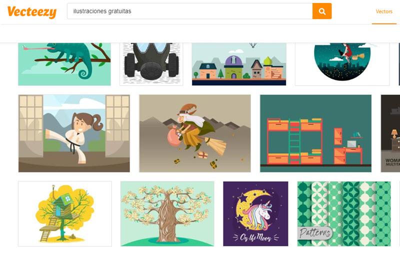 5 recursos web para descargar ilustraciones gratuitas 5
