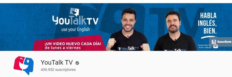 10 chaînes YouTube pour apprendre l'anglais 3