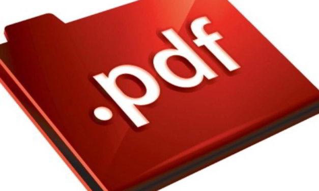 5 formas de unir varios PDF en un solo archivo