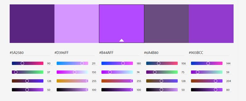 5 generadores online gratuitos para crear paletas de colores 4