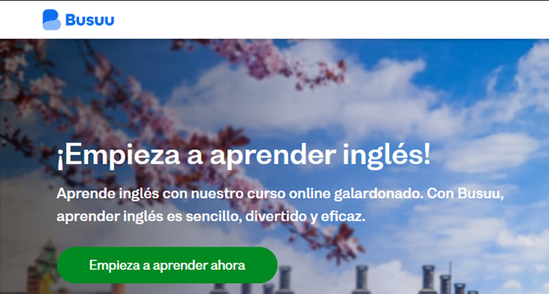 10 plataformas web para aprender inglés 4