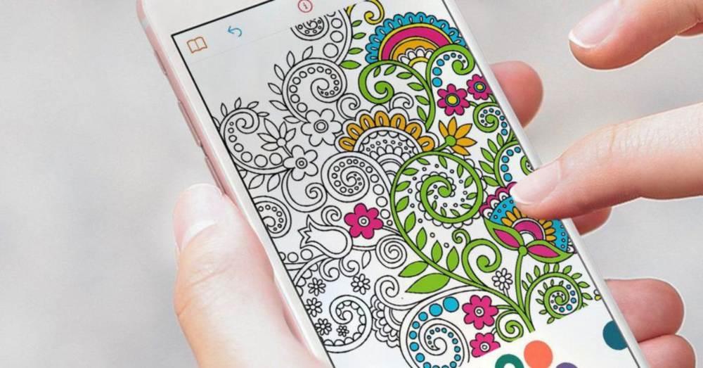 5 aplicaciones con dibujos para colorear en Android