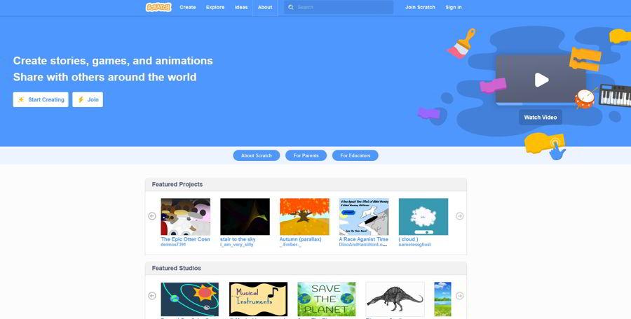 Como enseñar a programar a tus hijos con Scratch 3