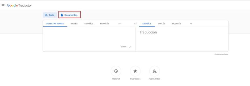 Como traducir un PDF de Inglés a Español 1