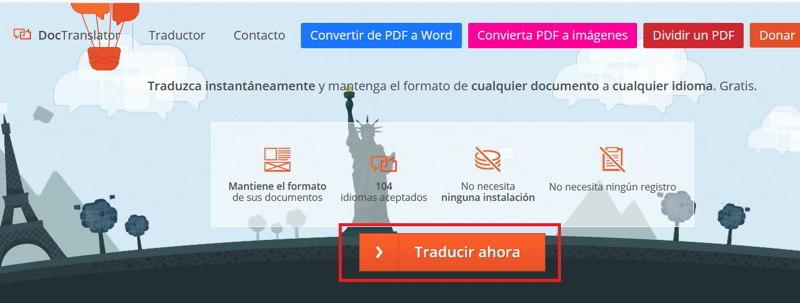 Como traducir un PDF de Inglés a Español 5