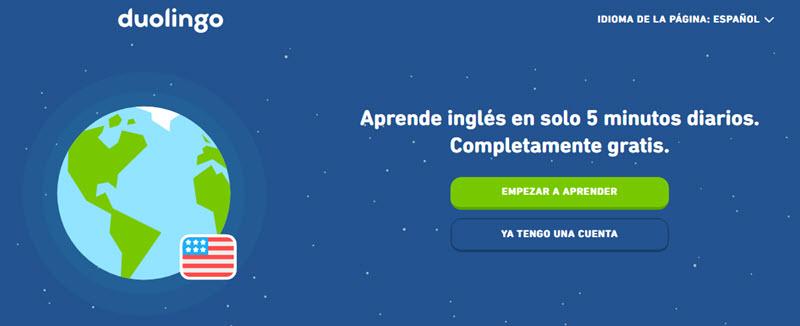 10 plataformas web para aprender inglés 2