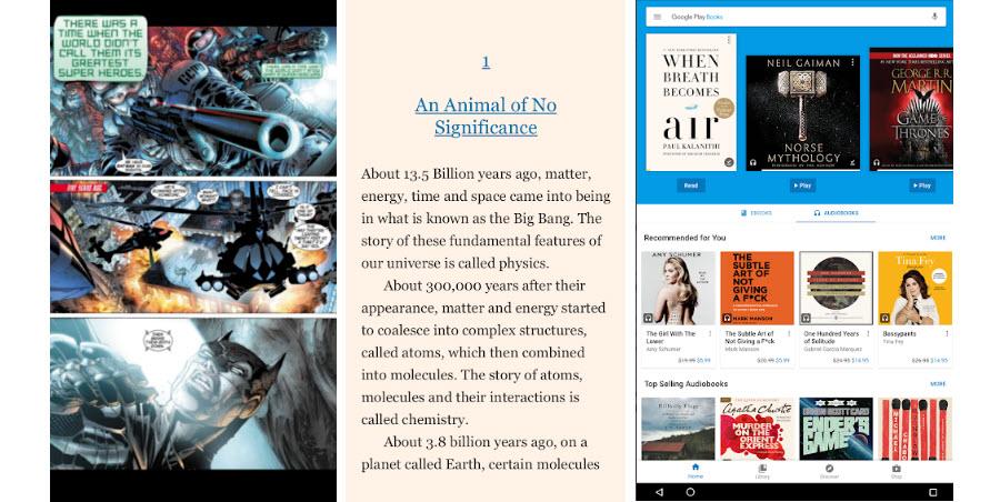 Cómo subir PDF y EPUB a Google Play Libros