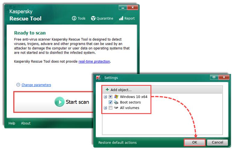 10 antivirus para arrancar desde USB cuando Windows no funciona 2