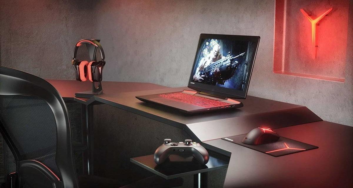 Consigue el ordenador gaming Lenovo Ideapad Y720 con 400 euros de descuento