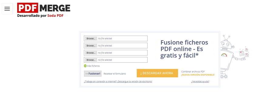PDFMerge