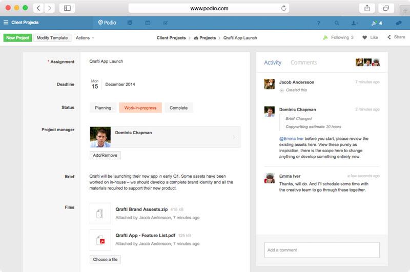 5 aplicaciones web para trabajar en equipo 2
