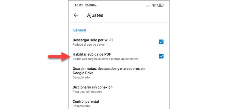 Cómo subir PDF y EPUB a Google Play Libros 2