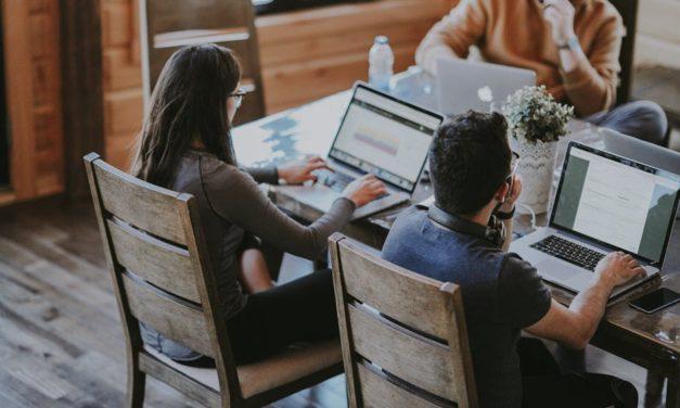 5 aplicaciones web para trabajar en equipo