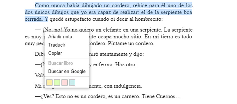 Cómo subir PDF y EPUB a Google Play Libros 5