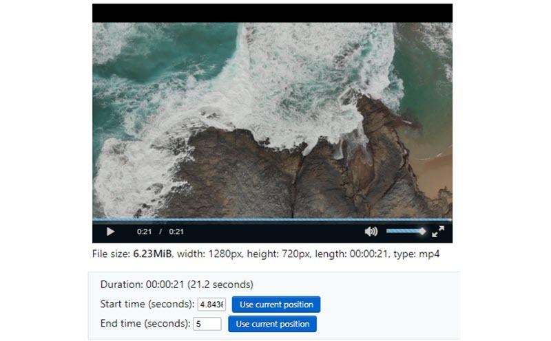 5 aplicaciones web para cortar vídeos sin perder calidad 3