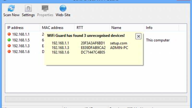 WiFi Guard