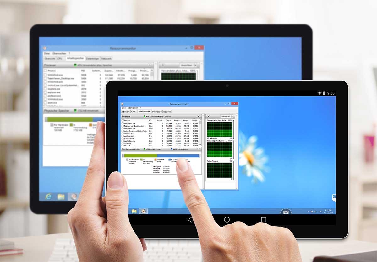 5 herramientas para controlar tu PC de forma remota