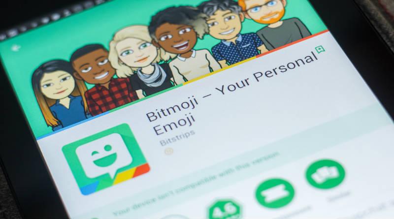 App Bitmoji