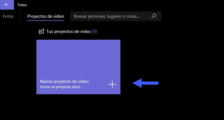 Cómo unir varios vídeos en uno en Windows 10 2