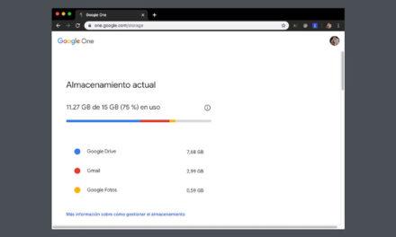 Libera espacio en Google Drive con estos 5 sencillos trucos