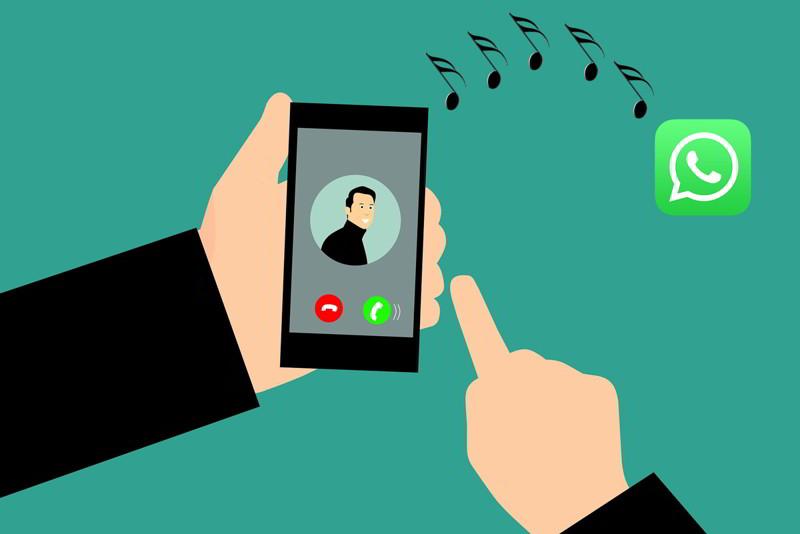 No puedes hacer llamadas de voz