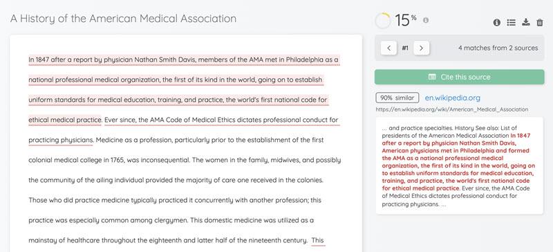 5 herramientas gratuitas para detectar plagios en textos 1
