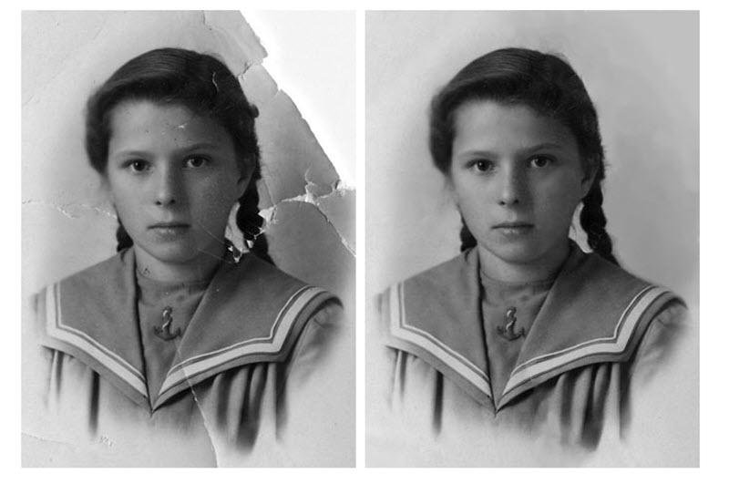 5 herramientas para restaurar fotografías dañadas 3