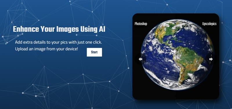 5 aplicaciones web que usan inteligencia artificial para editar fotos 5