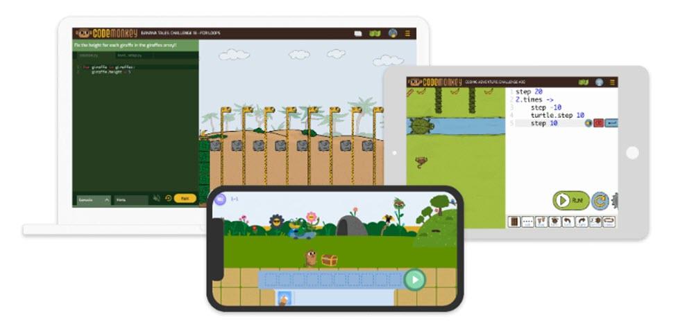 5 juegos online para aprender programación