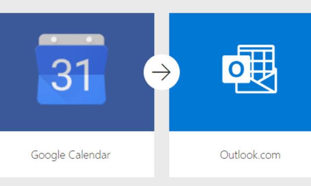 Cómo sincronizar Microsoft Outlook con Google Calendar