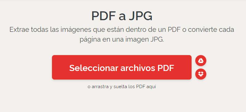 Cómo extraer imágenes de un PDF 2