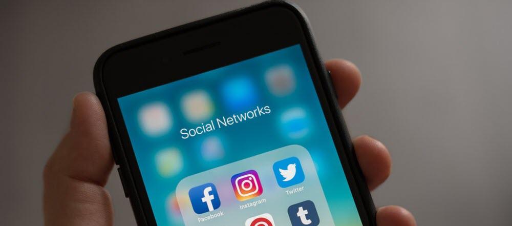 Cómo ocultar tu perfil de Facebook, Instagram y Twitter