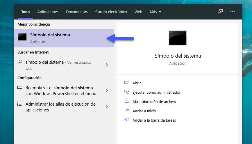 Cómo ver los puertos abiertos en Windows 10 2