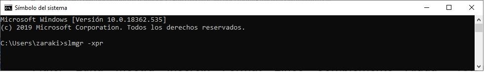 solucionar error licencia windows 10 1