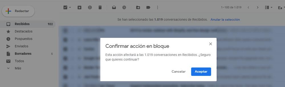 Cómo archivar todos los correos electrónicos antiguos en Gmail 4