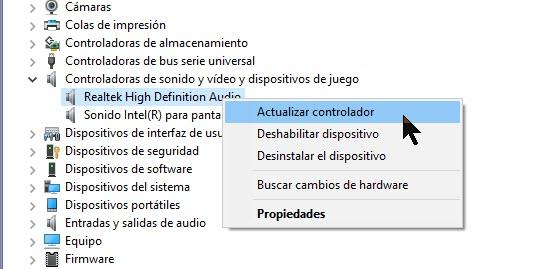 Cómo instalar controladores en Windows 10 3
