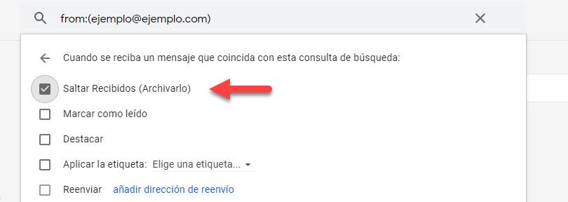 Cómo archivar todos los correos electrónicos antiguos en Gmail 5