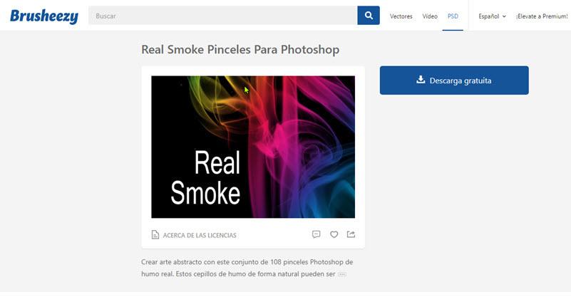 Cómo usar pinceles de Photoshop en GIMP 2
