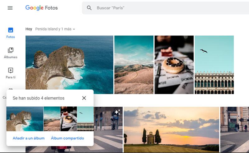 Cómo subir automáticamente las fotos del PC a Google Fotos 5