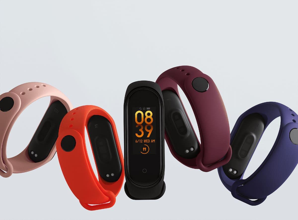 Las 9 mejores aplicaciones para la Xiaomi Mi Band 2, 3 y 4