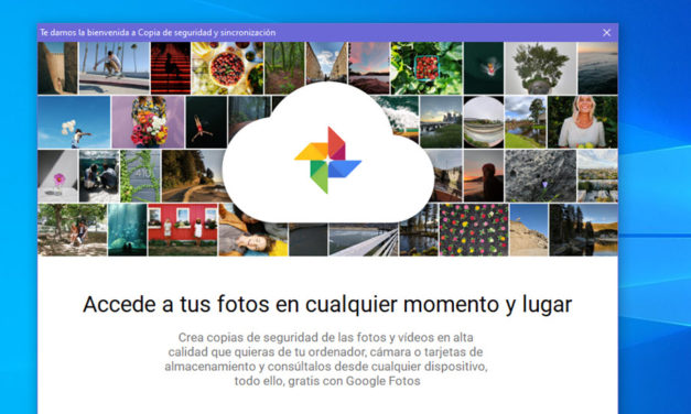 Cómo subir automáticamente las fotos del PC a Google Fotos