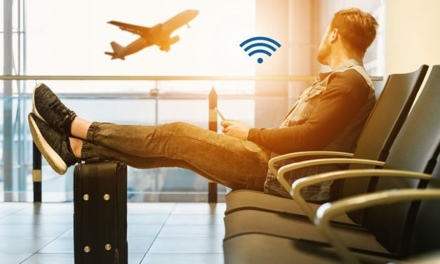 Herramientas para conocer claves WiFi de aeropuertos del mundo